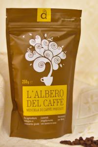Miscela di caffè pregiati BIO (moka)