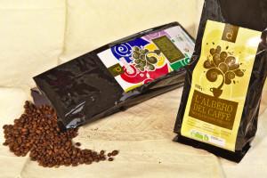 Confezione caffè in grani