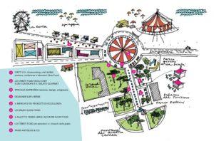 Mappa festival Al Méni